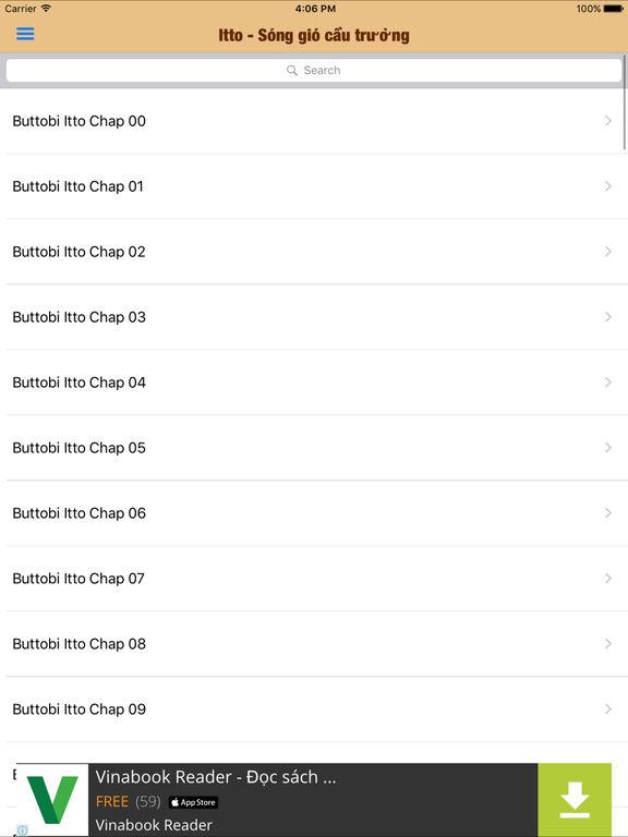 Screenshots of Itto - Sóng gió cầu trường for iPad