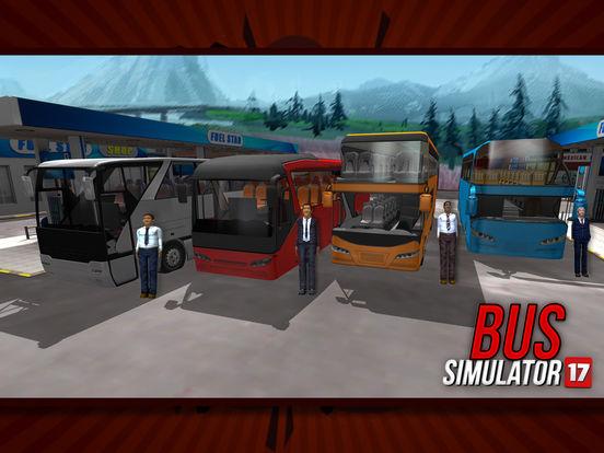Bus Simulator 2017 * screenshot 9