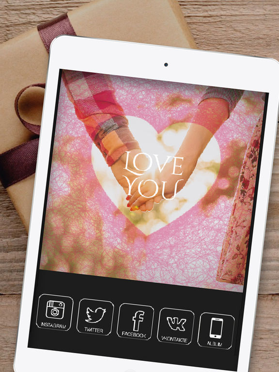 MyLove Photo for loving hearts Screenshots