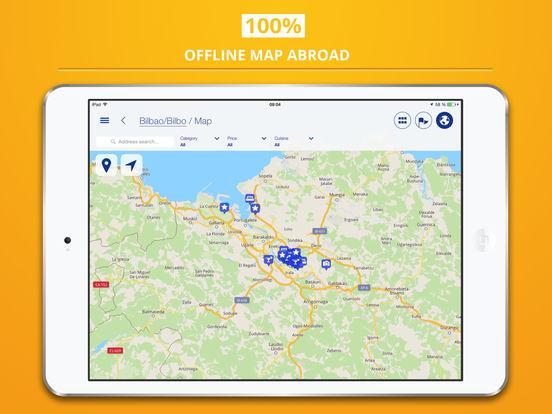 Bilbao City tripwolf Travel Guide iPad Screenshot 4