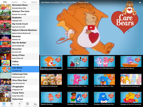 KidsFlix Free - Safe videos, songs, cartoons, and playlists for kids YouTube edition screenshot