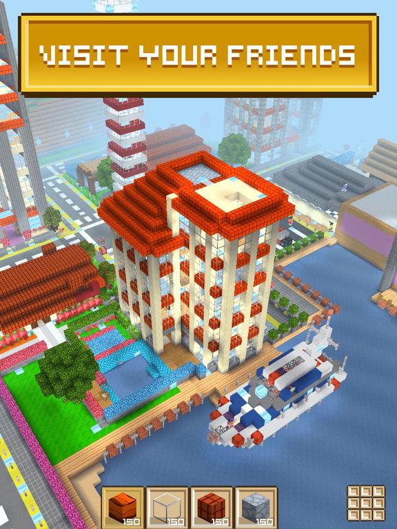 Block Craft 3D: Building Simulator Game For Freescreeshot 3