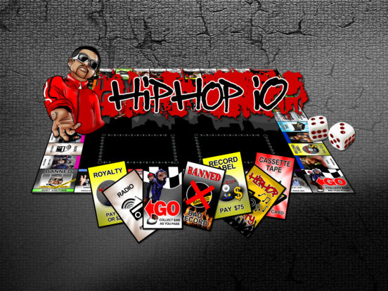 Hip Hop io (opoly) Screenshots