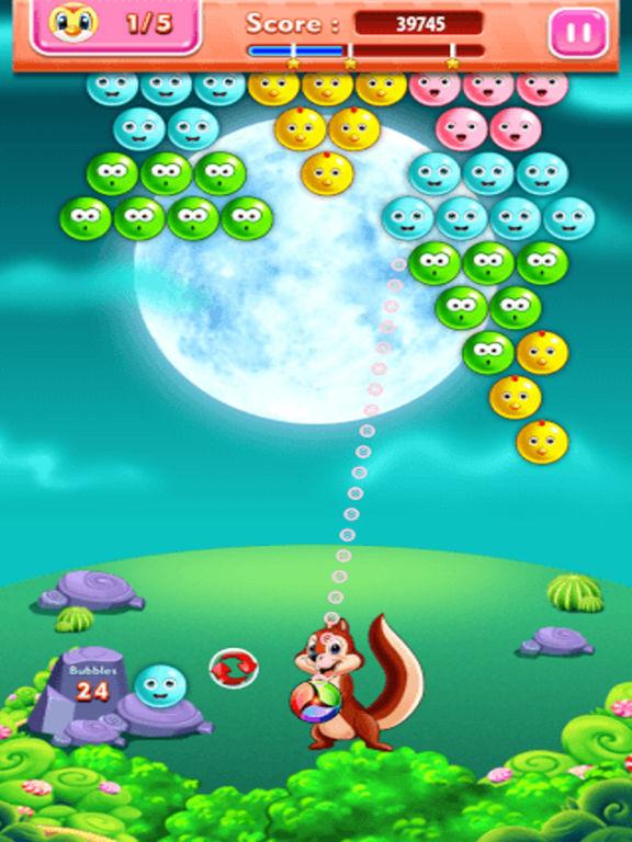 Bubble Bird Shooter Screenshots