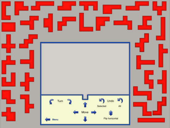 SimplePuzzle iPad Screenshot 2