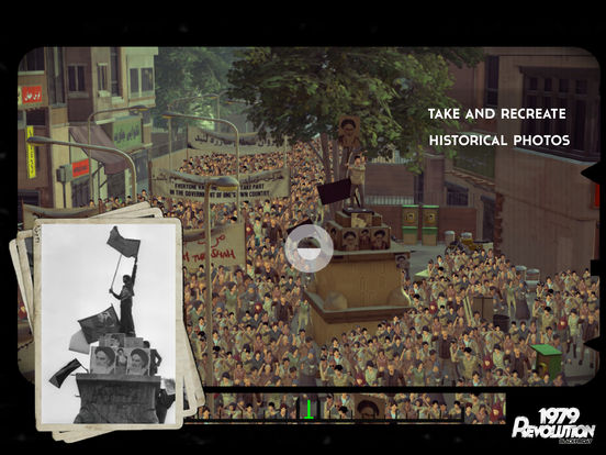 1979 Revolution: A Cinematic Adventure Game Screenshots