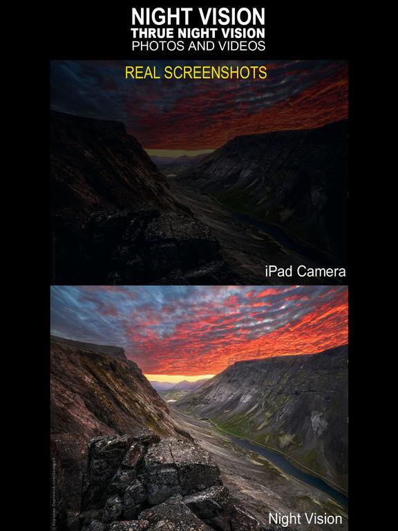 Night Camera (low light camera) Screenshots