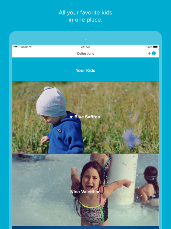 Notabli - Share Childhood Moments screenshot