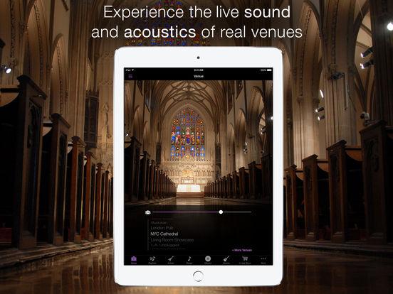 LiveTunes - Live Concert Reverb Music Player Screenshots