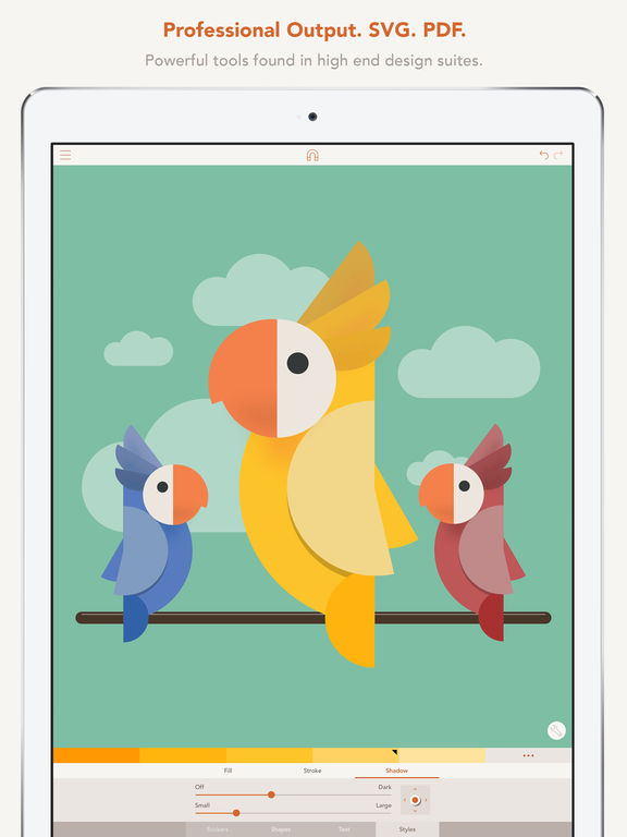 Character Design Ipad App : Cool new app assembly graphic design for iphone and