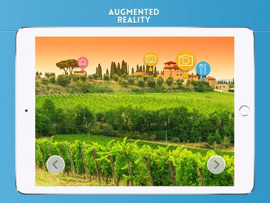Travel Florence iPad Screenshot 2