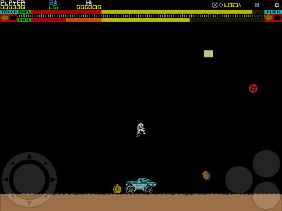 Jetman Reloaded iPad Screenshot 1