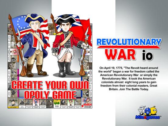 Revolutionary War-opoly screenshot 3