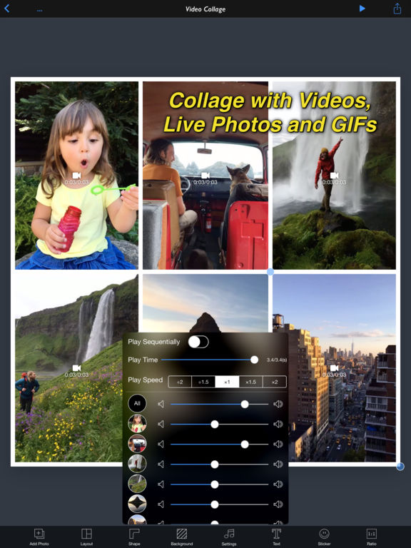 FrameMagic - All In One Collage Maker Screenshots