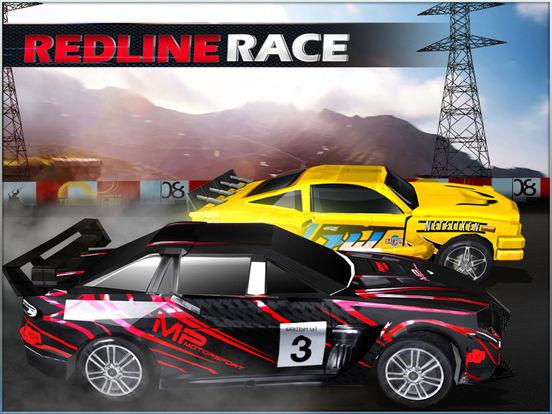 Игра Redline Race - Top 3D Car Stunt Racing Games