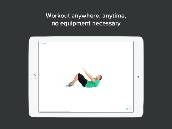 Quick Fit - 7 Minute Workout, Abs, and Yoga Screenshots