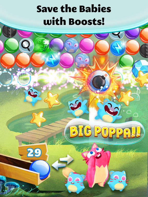 Screenshots of Bubble Mania™ for iPad