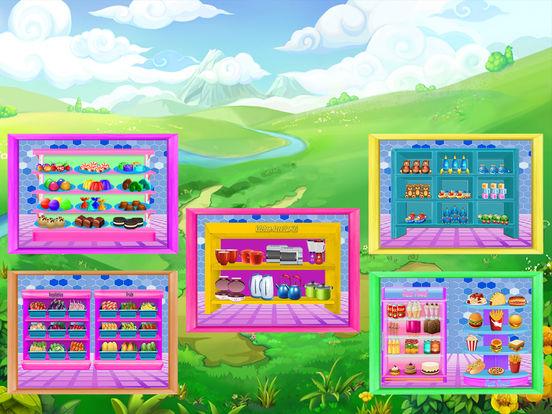 App Shopper Supermarket Shop Cash Register Cashier Games