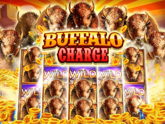 Buffalo Bonus Casinoscreeshot 1