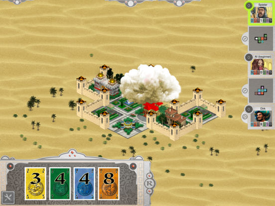 Alhambra Game screenshot 7