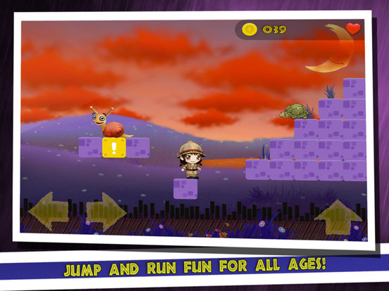 Sophia's World: Jump And Run Game Screenshots