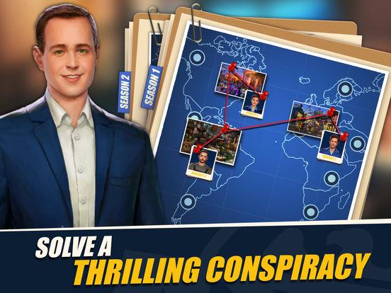 NCIS: Hidden Crimes Screenshots