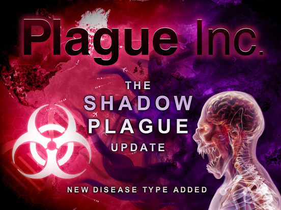 Screenshot #1 for Plague Inc.