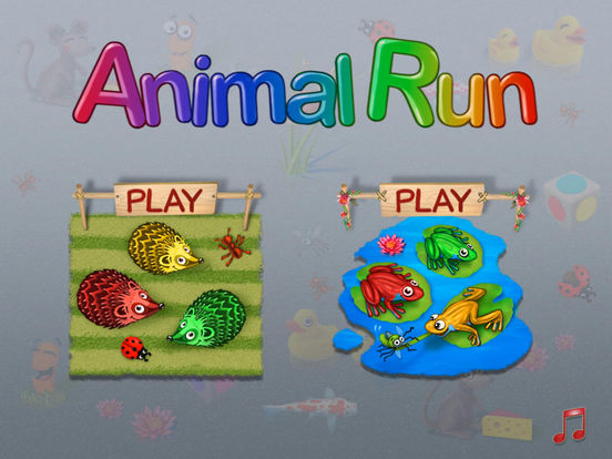 Animal Run for Toddlers (Premium) Screenshots
