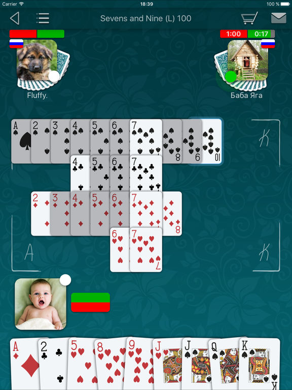 Play Cards LiveGames Screenshots