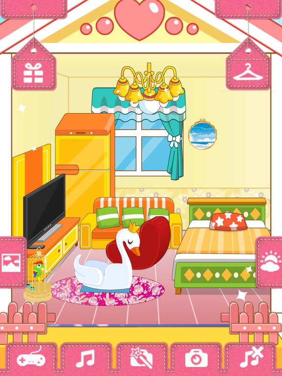 App Shopper Princess Room Decoration Girly Games For