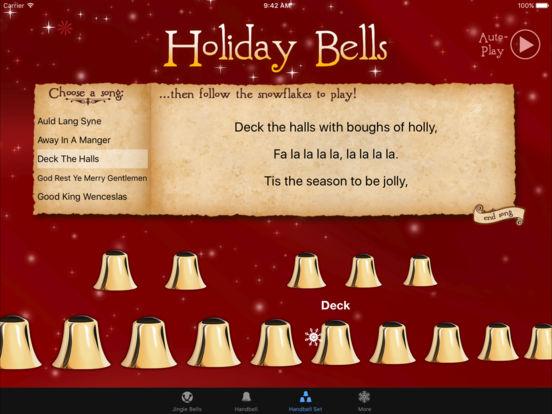 Holiday Bells iPad Screenshot 2