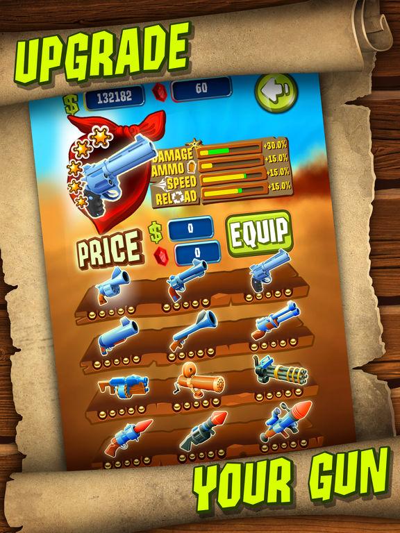 Скачать игру Shoot and Run: Western Runner Game