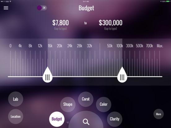 Virtual Diamond Boutique V.db screenshot
