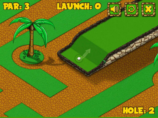 Mini Golf World Screenshots