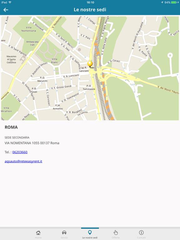 App shopper autonoleggio easy rent catalogs for Albanesi arredamenti