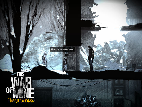 This War of Mine. Скрин 1