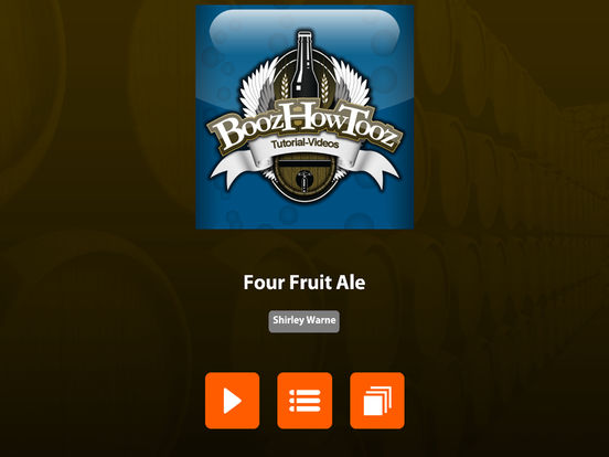 Four Fruit Ale 101 iPad Screenshot 1