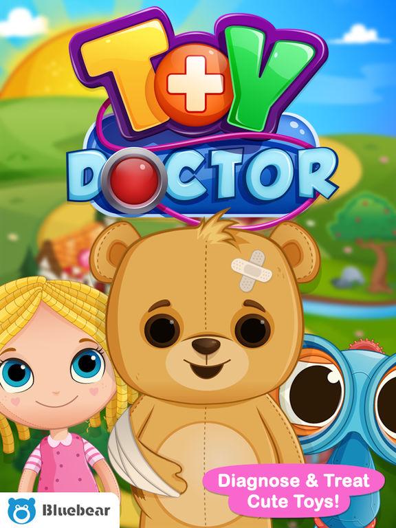 Toy Doctor на iPad
