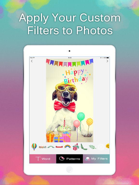 App shopper geofilter maker filter designer entertainment for Snapchat filters maker