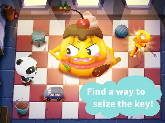 Labyrinth Town—BabyBus iPad Screenshot 2