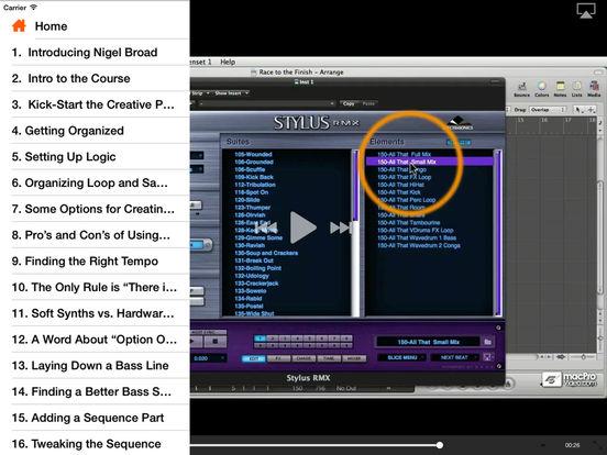 Drum & Bass Producer iPad Screenshot 2