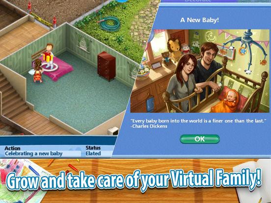 Virtual families 2 our dream house tips cheats vidoes for Virtual house walkthrough