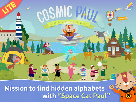 Cosmic Paul Lite screenshot 6
