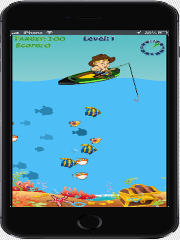 App shopper fishing game for kids fishing game free games for Best fishing game app