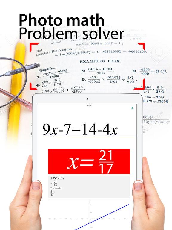 calculate math problems