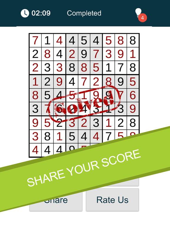 Скачать Sudoku - Numbers Puzzle