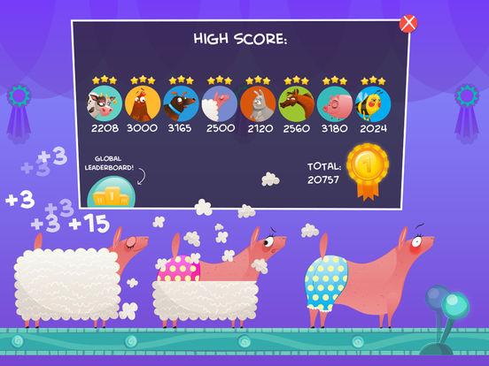 Игра Farm Way - игра-кликер про забавных животных
