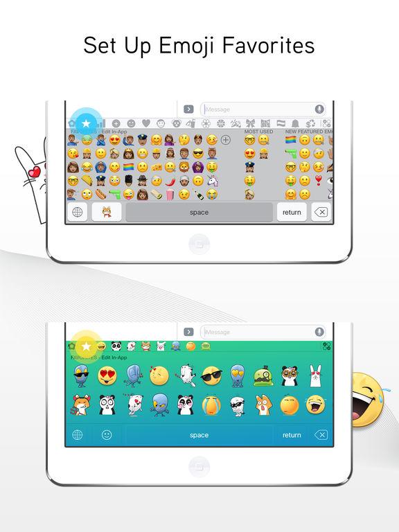 Emoji ;) Screenshots