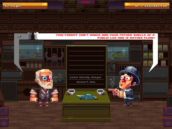 Oh...Sir! The Insult Simulator Screenshots