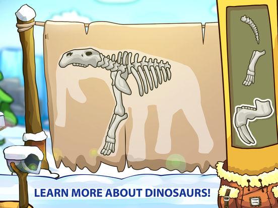Ice Age Bones - Paleontology & Dinosaurs-ipad-1